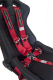 Cipher Auto Red 5 Point Camlock Racing Harness - Single - CPA4005RD - Image 3
