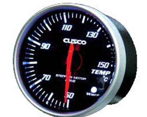 Cusco 60mm Water and Oil Temperature Gauge - 00B 700 T