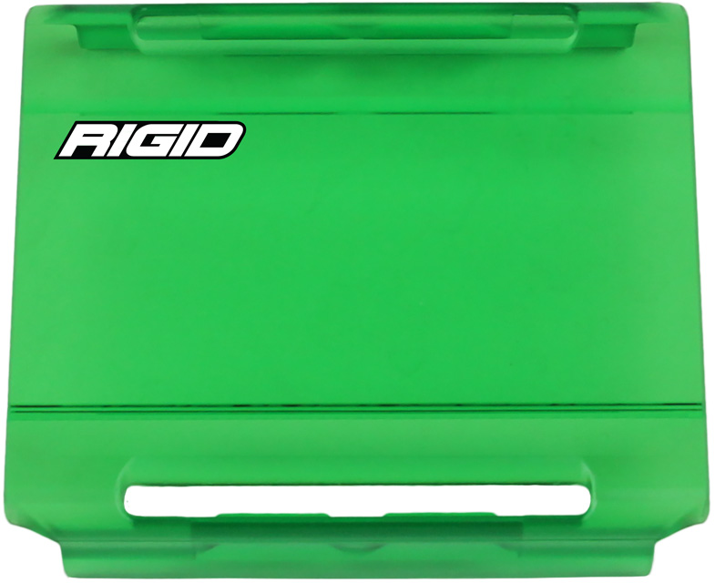 4 Inch Light Cover Green E-Series Pro RIGID Industries - 104973