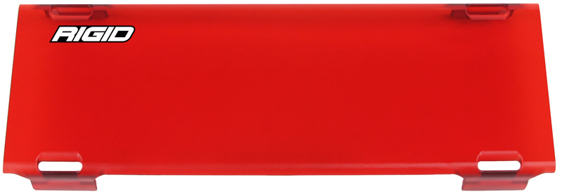 11 Inch Light Cover Red RDS-Series Pro RIGID Industries - 105563