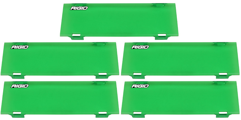 54 Inch Light Cover Green RDS-Series Pro RIGID Industries - 105673
