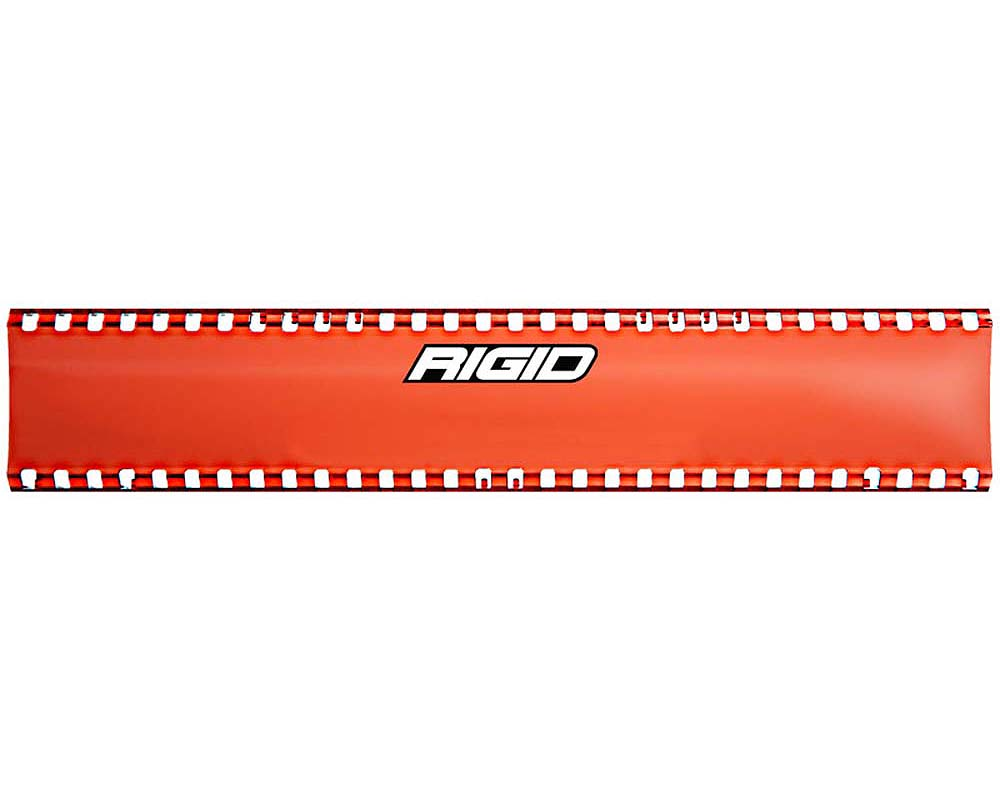 10 Inch Light Cover Red SR-Series Pro RIGID Industries - 106003