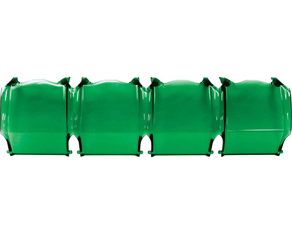 10 Inch Lens Cover Adapt Green RIGID Industries - 11007