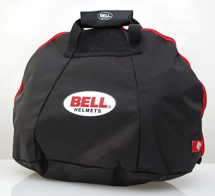 Bell Racing Black Fleece Helmet Bag - 2120012