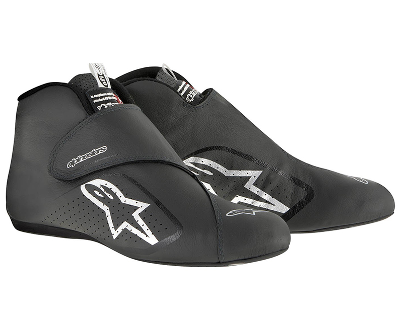 Alpinestars Anthracite Supermono Racing Shoes EU 41 | US 8.5 - 2716115-114-8.5