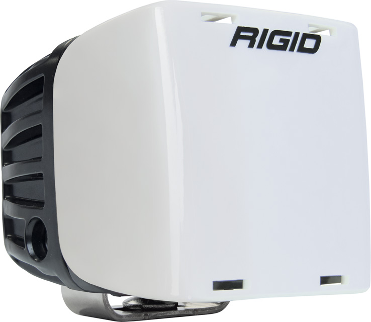 Light Cover White D-SS Pro RIGID Industries - 32186