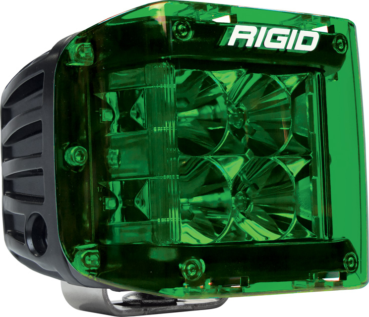 Light Cover Green D-SS Pro RIGID Industries - 32187