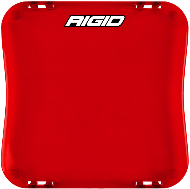 Light Cover Red D-XL Pro RIGID Industries - 321953