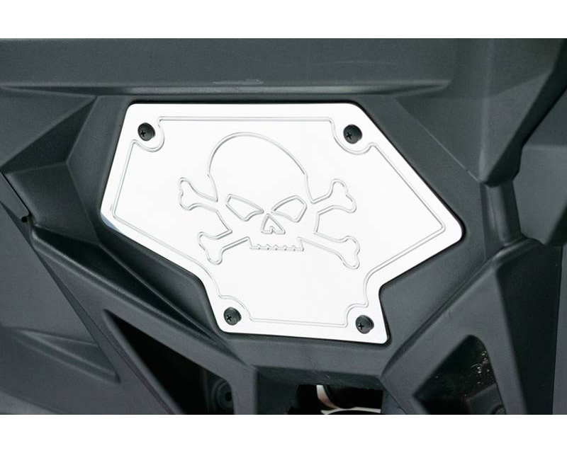 2011-2013 Polaris RZR XP 900 X-Metal Exterior Trim, Polished, 1 Pc, Bolt-On, Chrome Studs - PN #6700600 - 6700600