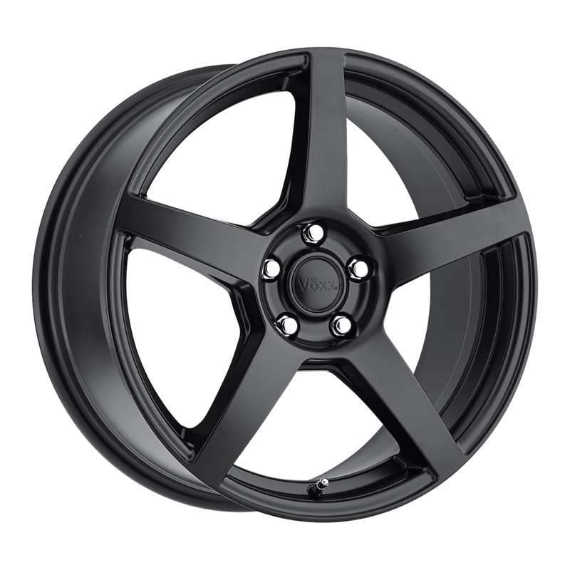 Voxx MGA Matte Black Wheel 18x8 5x120.00 40 - MGA 880-5120-40 MB