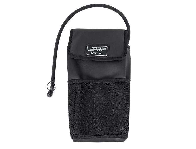 Hydro Pouch With Velcro loop attachments Black PRP Seats - E71
