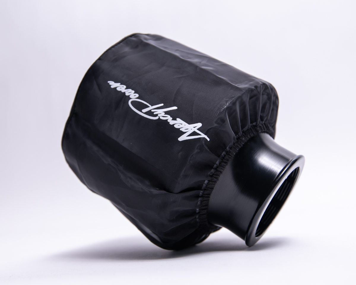 Agency Power Oval Taper Pre-Filter by Outerwears | Yamaha YXZ Supercharger - AP-20-1113