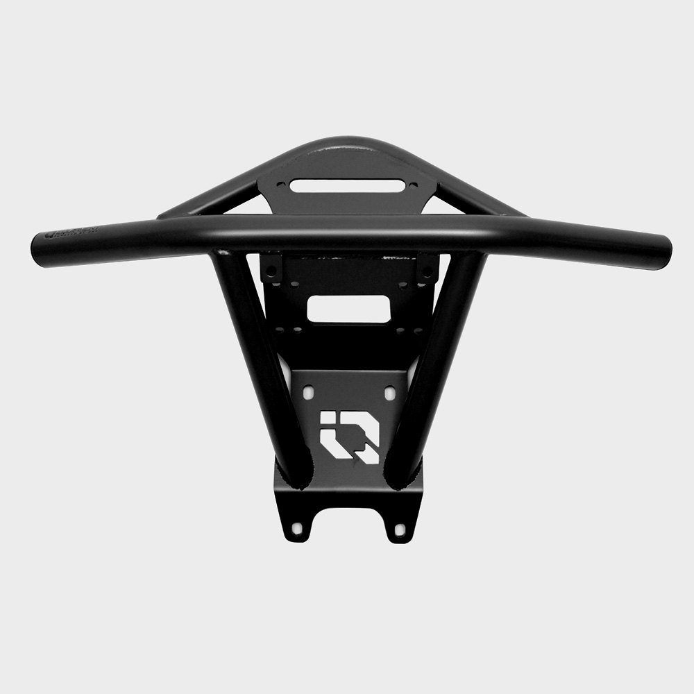 HMF Racing Defender HD Front Bumper Black Textron Wildcat XX 2018+ - 9512112461