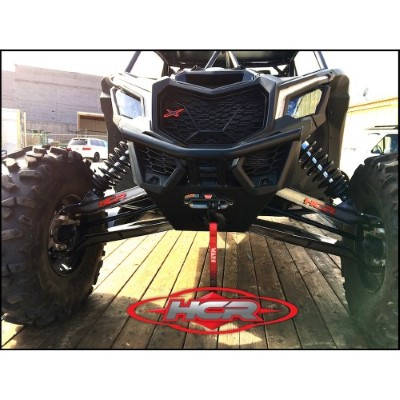 HCR Racing 72in OEM HD Dual Sport Replacement Front A-Arms Can-Am Maverick X3 X RS - MAV-05400-1
