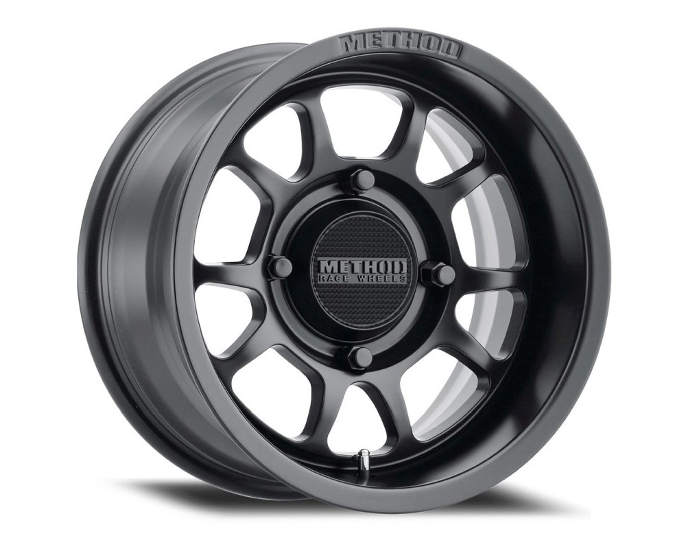 Method Race Wheels MR409 UTV Wheel 15x7 4x156 13mm Matte Black - MR40957046543