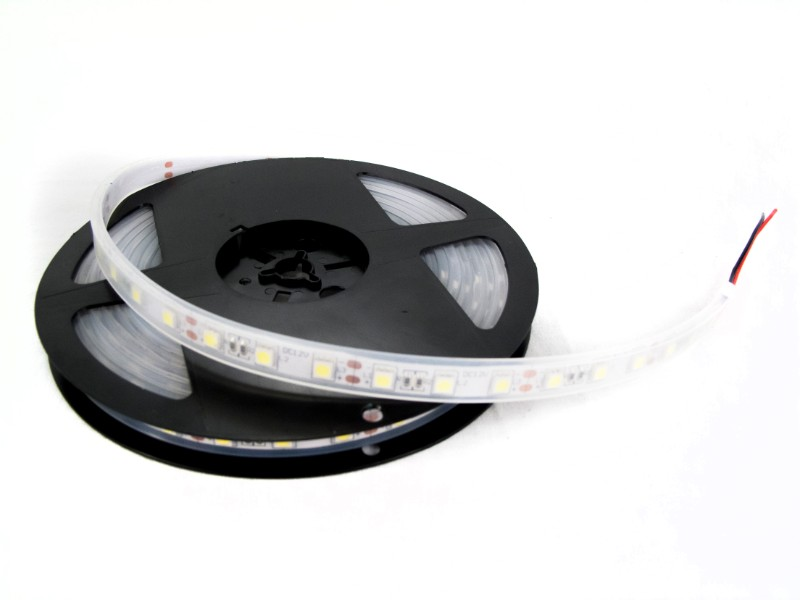 Race Sport Lighting Blue 16 Inch Flexible Strip Light with Clear Waterproof Sleeve - MS16FTWSTRIP-B