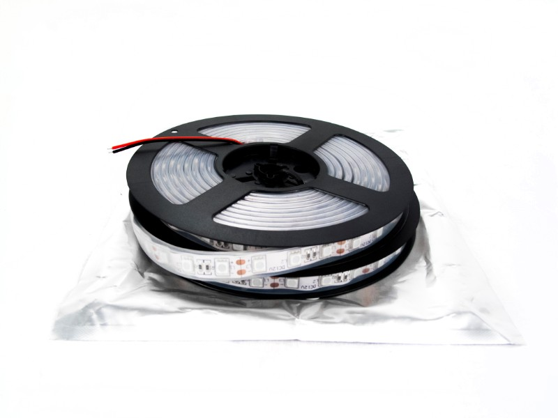 Race Sport Lighting RGB Multi-Color 24 Inch Flexible Strip Light with Clear Waterproof Sleeve - MS24FTWSTRIP-RGB