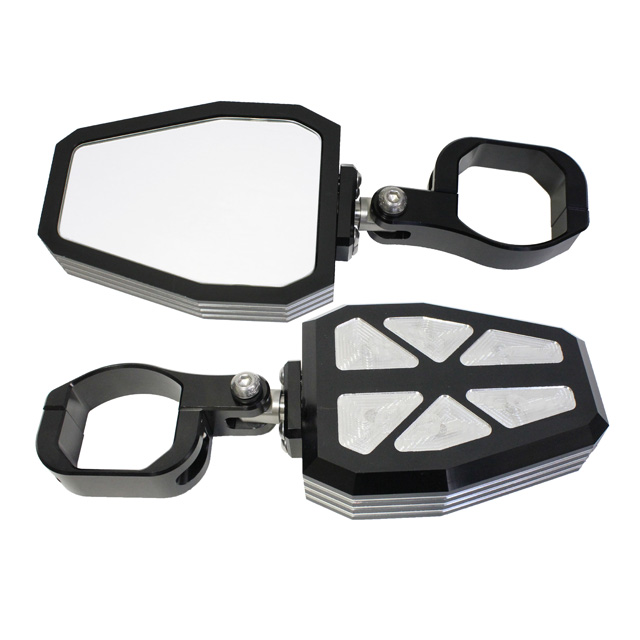 ModQuad Polaris General - Side Mirrors - GEN-SIDE-BLK