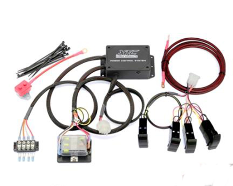 XTC Power Products Plug and Play 4 Switch Power Control System RZR XP 1000 2014-2018 - PCS-44