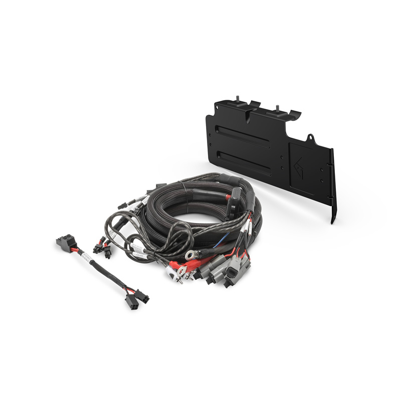 Rockford Fosgate 4 AWG AMP Kit Can-Am Maverick X3 Models - RFX3-K4