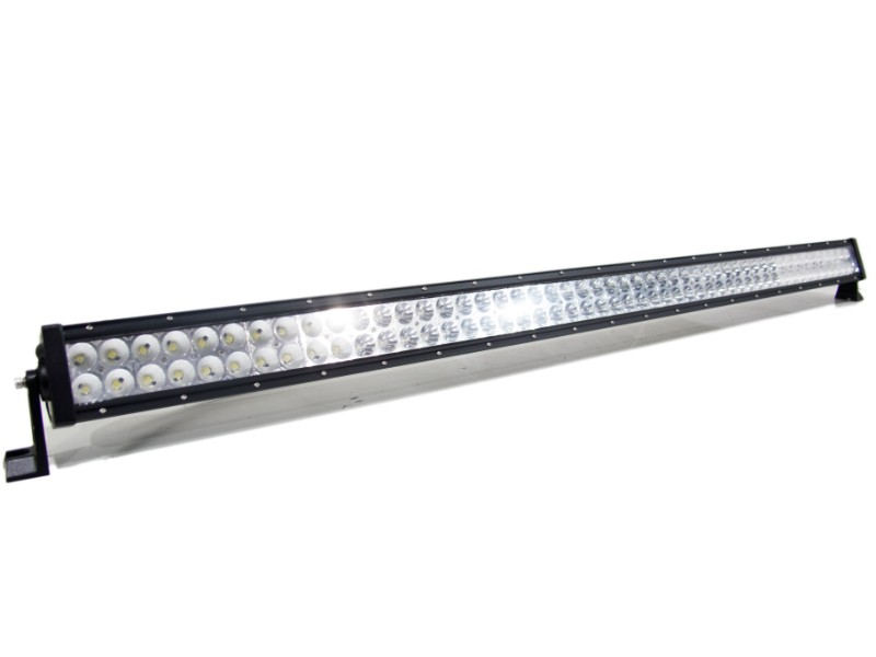 Race Sport Lighting Flagship Street Series LED Light Bar 50 Inch 300 Watts 20,000 Lumens Wire Harness Switch - RS-LED-300W