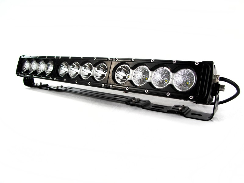 Race Sport Lighting Penetrator Series CREE LED Light Bar 27 Inch 120 Watts - RSLB1R27S