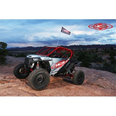 HCR Racing Dual Sport Long Travel Suspension Kit Polaris RZR XP1000 All models - RZR-05400