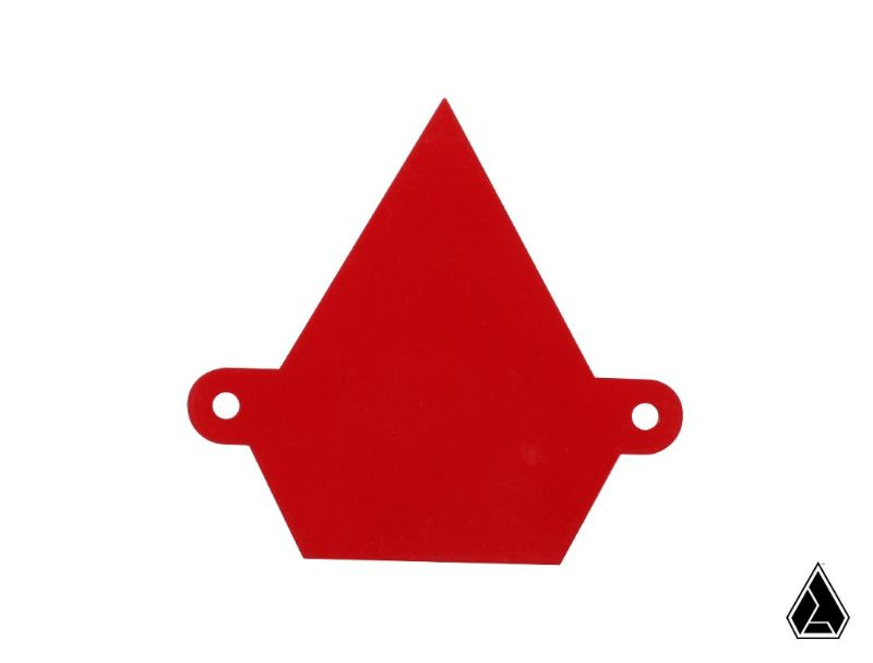 Assault Industries Colored Base Plate Red - 101005LG0003