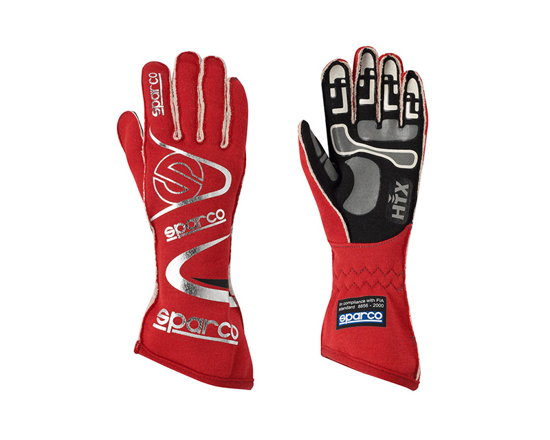 Sparco Arrow H-7 Red Racing Gloves | LG - 001352A11RS
