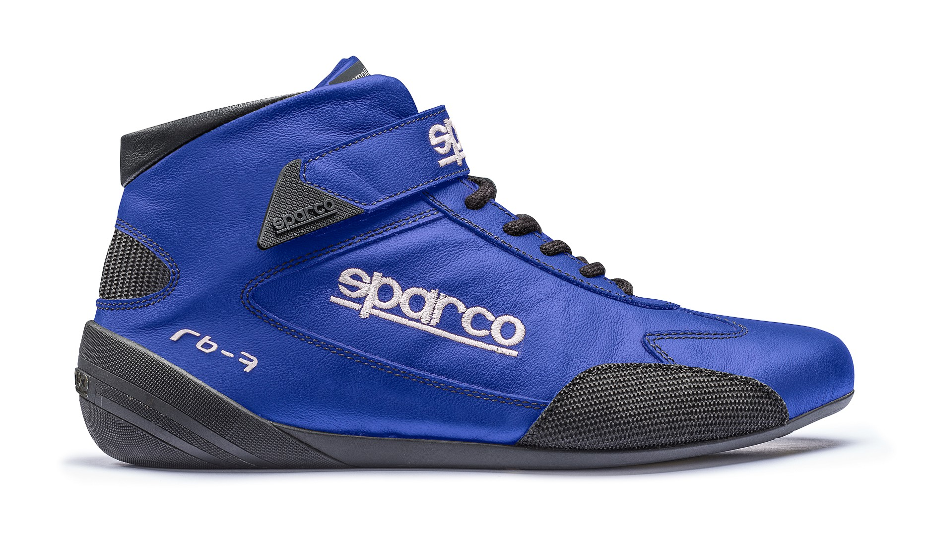 Sparco Blue Cross RB-7 Driving Shoes EU 48 | US 14 - 00122448AZ