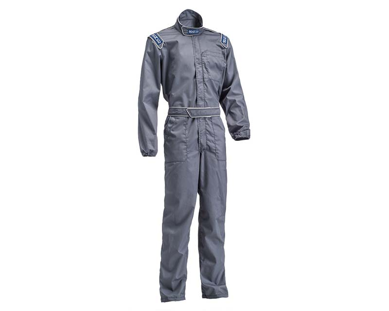 Sparco Gray MX-3 Mechanic Suit | L - 002004GRS3L