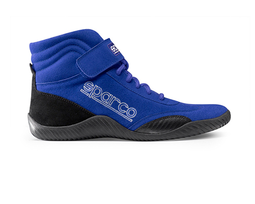 Sparco Blue Race Driving Shoes EU 41 | US 7.5 - 00127075A