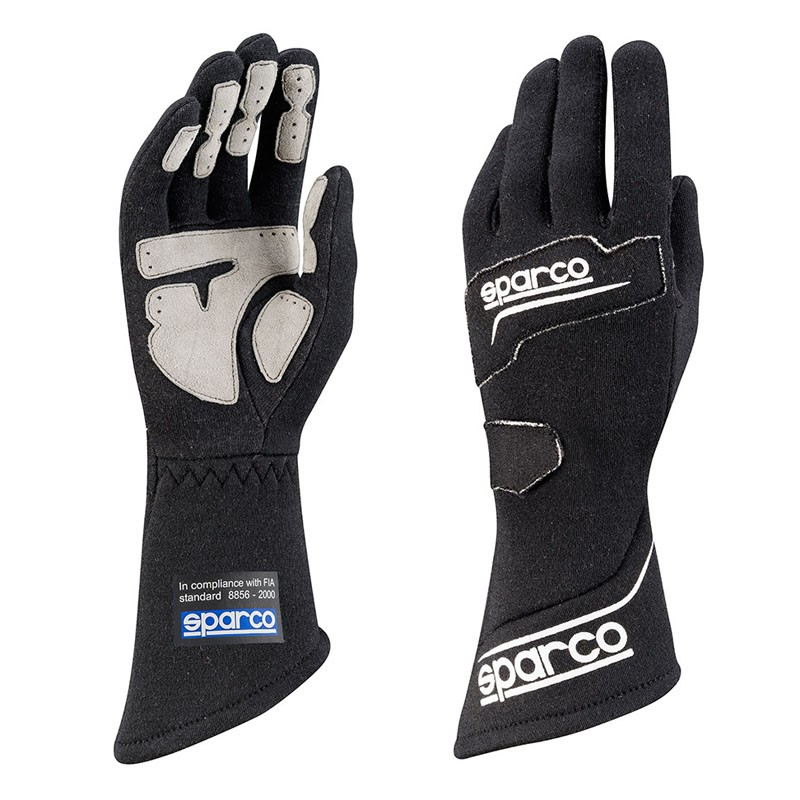 Sparco Rocket RG-4 Black Racing Gloves | SM - 00130709NR