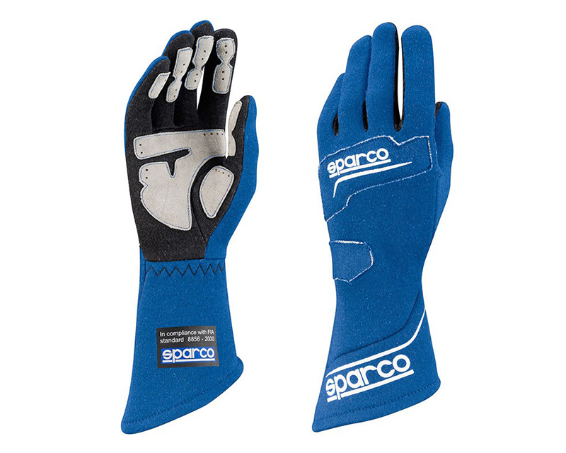 Sparco Rocket RG-4 Blue Racing Gloves | XS - 00130708AZ