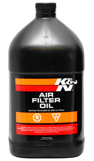 K&N Air Filter Oil - 1 gal - 99-0551