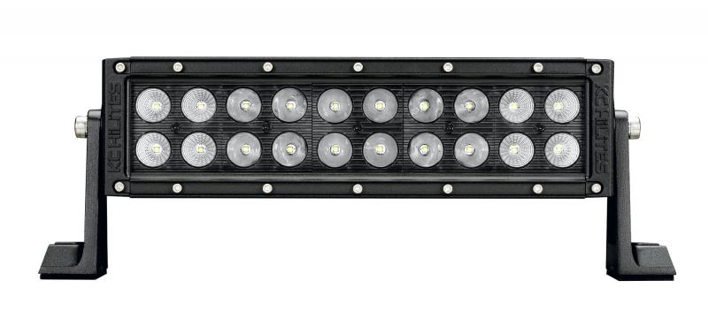 "KC HiLiTES 10"" C Series C10 LED Light Bar Combo Beam - KC #334 (Spot/Spread Beam) - 334"