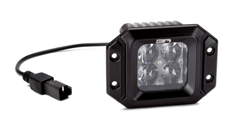 Body Armor 4x4 3 Series Dual Row LED Cube Flood Lights - 30037