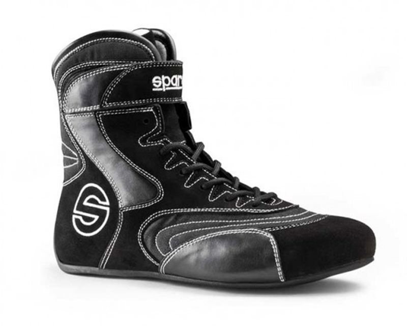Sparco SFI 20 Drag Racing Shoes EU 43 | US 9 - 00125243NR