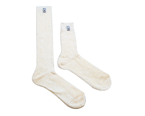 Sparco Soft Touch RW-5 Racing Short Socks EU 46/47 | US 12/13.5 - 001511BI1212