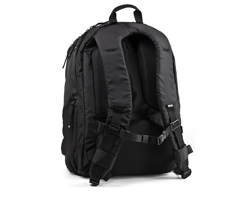 Sparco Black Transport Backpack - SPBP001